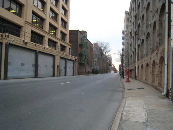 Brooklyn街頭