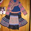 苗族的衣服