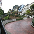 Lombard St. switchback