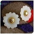 (針式)金蕊白花-150$