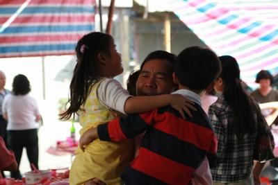 爸爸最喜歡跟小孩玩