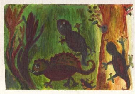 森林裡的蜥蜴s.jpg