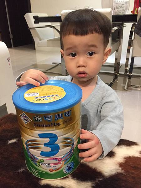 讓寶寶吸收好、排便順暢的金可貝可幼兒成長配方奶_img_1