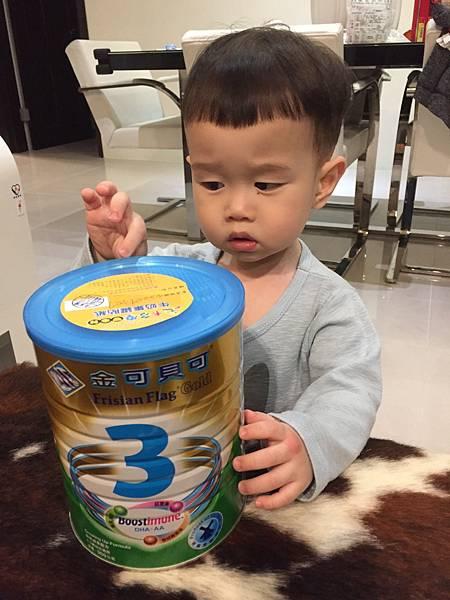 讓寶寶吸收好、排便順暢的金可貝可幼兒成長配方奶_img_5