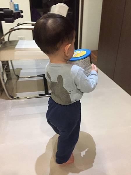 讓寶寶吸收好、排便順暢的金可貝可幼兒成長配方奶_img_7