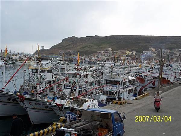 拍攝於澎湖西嶼溫王廟附近的小漁港.jpg