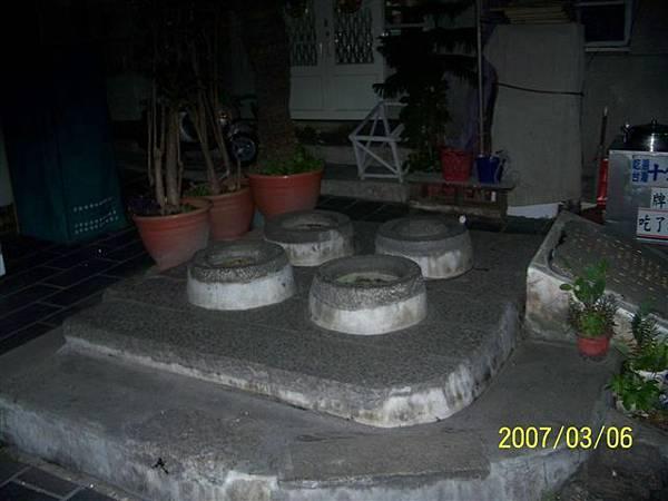 拍攝於馬公天后宮後面的四眼井.jpg