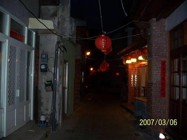 拍攝於馬公天后宮旁的古街.jpg
