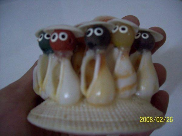 2008223在街上的一家貝殼店所購買的擺飾.jpg