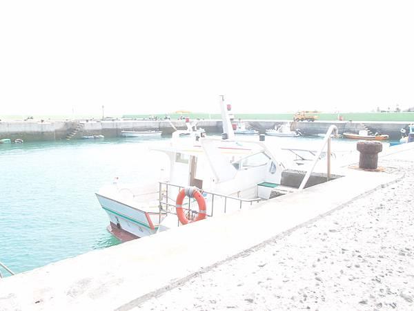 20120524拍攝於前往大倉嶼前的重光碼頭01