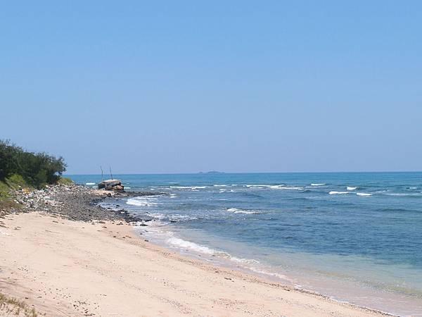 20120525拍攝後灣前往裡正角某處沙灘01