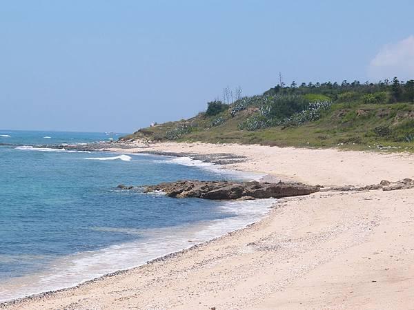 20120525拍攝後灣前往裡正角某處沙灘02
