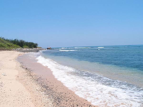 20120525拍攝後灣前往裡正角某處沙灘04