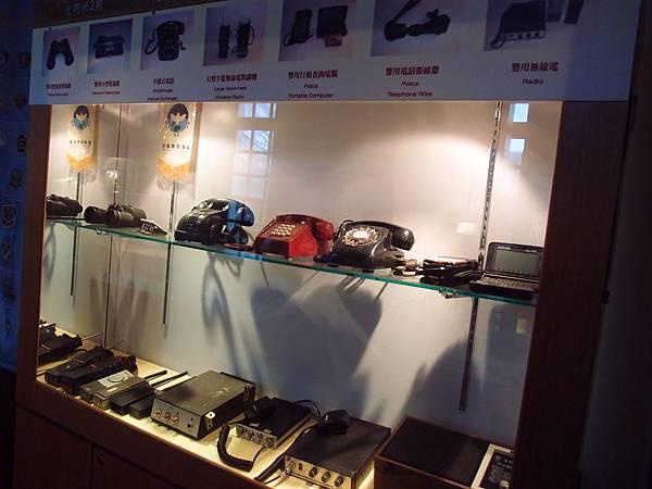 20121230拍攝於警察文物館007