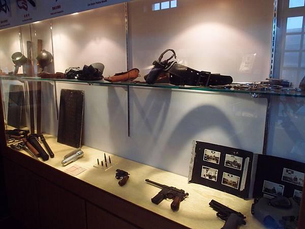 20121230拍攝於警察文物館015