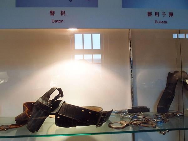 20121230拍攝於警察文物館017