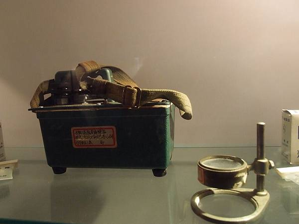 20121230拍攝於警察文物館040