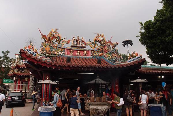 20130924拍攝於竹山紫南宮002