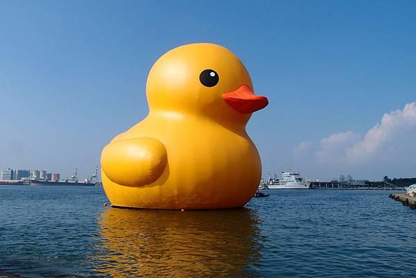 20131008拍攝於高雄黃色小鴨007