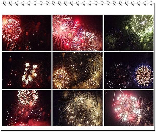 20150604拍攝於澎湖花火節拼貼圖017