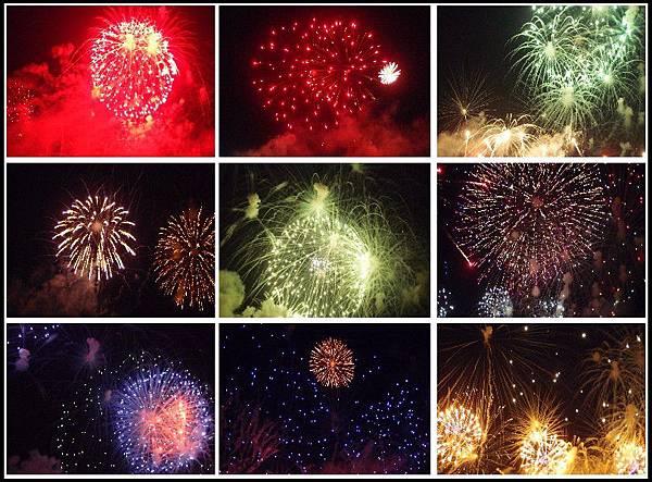 20150604拍攝於澎湖花火節拼貼圖024