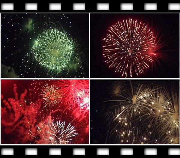 20150604拍攝於澎湖花火節拼貼圖028