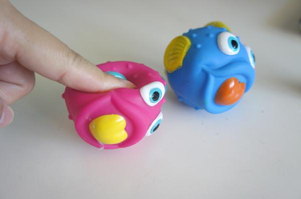 NUBY洗澡玩具-小魚投籃組
