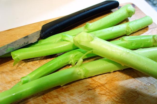 腐乳芥藍菜