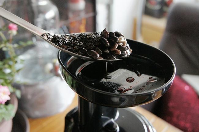 黑芝麻黑豆豆漿