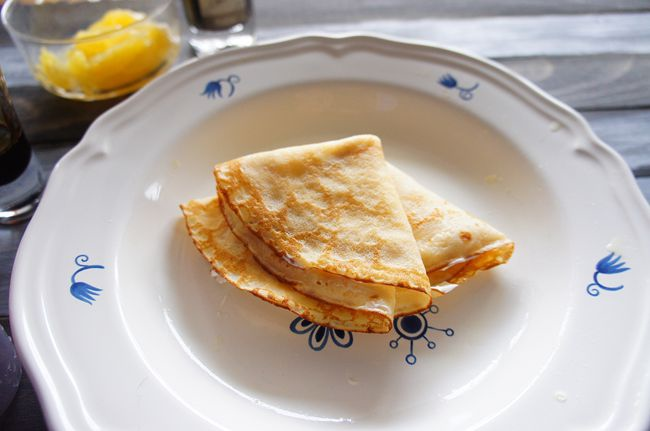 法式可麗餅左巴薩米可