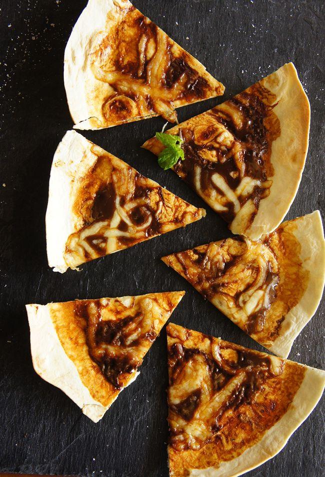 卡布奇諾薄脆披薩