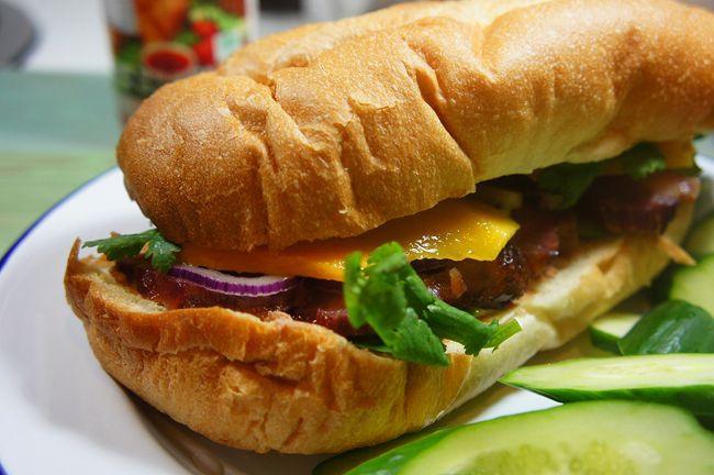 Banh Mi 越式三明治