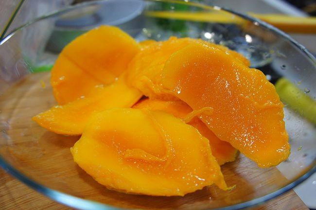 芒果雞肉其薩迪亞