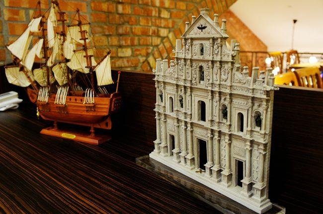 新帆船澳門葡國餐廳