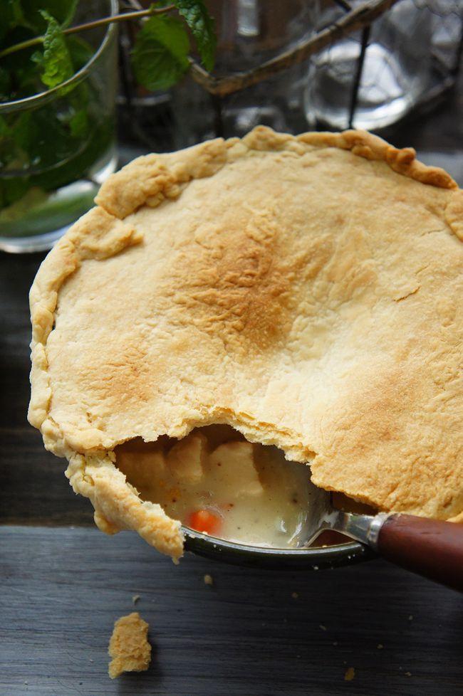 雞肉派Chicken Pot Pie