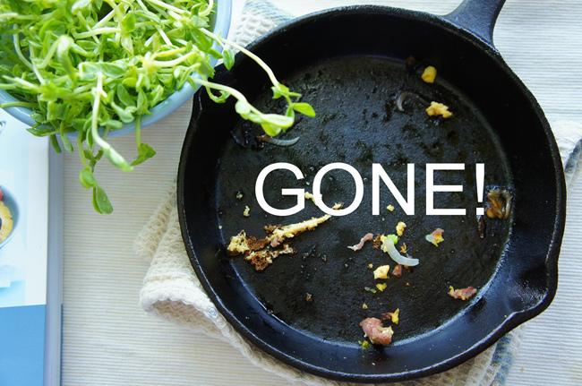 唐娜海碗豆培根洋蔥烘蛋