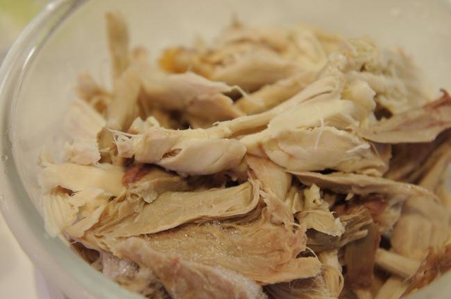 開陽白菜雞絲煨麵