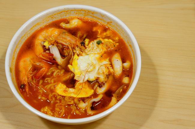 泰一格韓國年糕火鍋