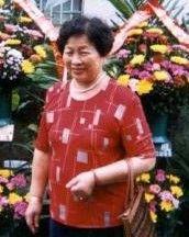 永遠在我們心中的奶奶...