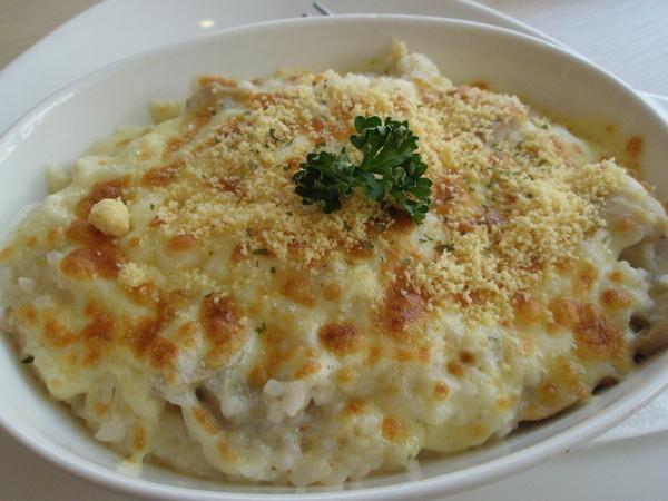 雞肉焗飯近-20081105.JPG