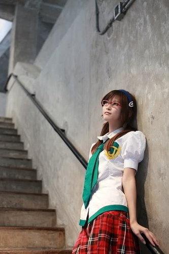 EVA劇場版眼鏡娘真希波COSPLAY-04.jpg