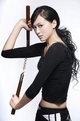 大陸體操美女兼模特兒戴菲菲03.jpg