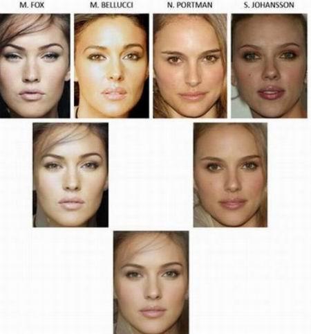 16女星合成之終極美人 地球上最漂亮的臉蛋04.jpg