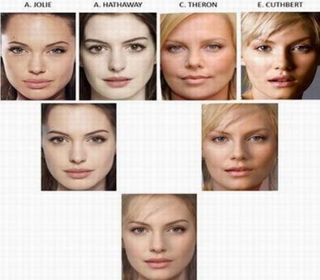 16女星合成之終極美人 地球上最漂亮的臉蛋02.jpg