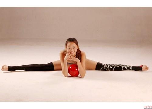 大陸體操美女兼模特兒戴菲菲11.jpg