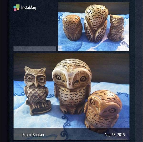 1040828-來自Bhutan貓頭鷹木器.jpg