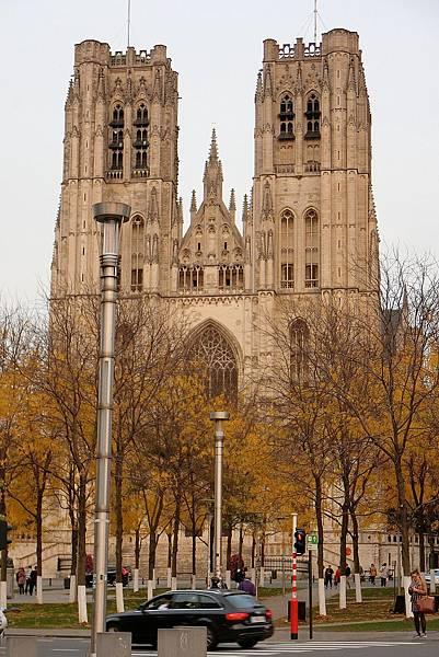 1061017-65布魯塞爾教堂.JPG