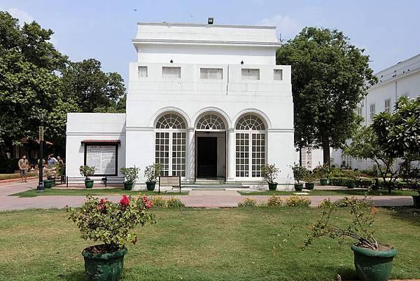 1070623-2甘地博物館.JPG