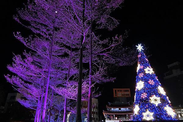 1071217-15新竹之心聖誔燈飾.JPG