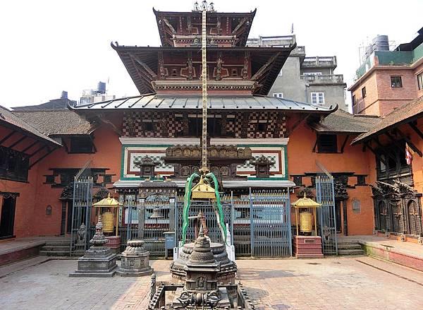 1080422-2庫瑪麗活女神廟.JPG